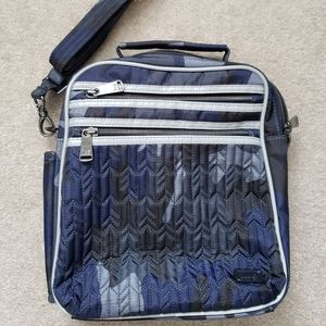 Lug Boxcar NWT in Brushed Camo Navy